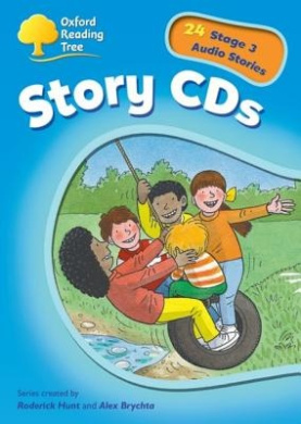 Oxford Reading Tree: Level 3: CD Storybook (Oxford Reading Tree)