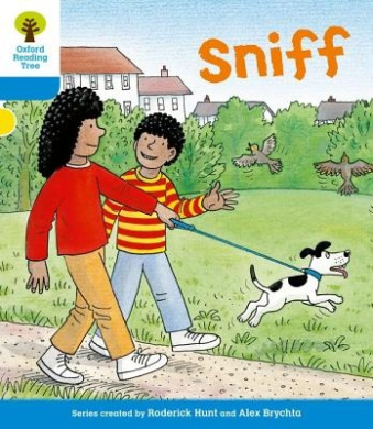 Oxford Reading Tree: Level 3: First Sentences: Sniff (Oxford Reading Tree)