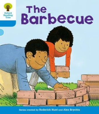 Oxford Reading Tree: Level 3: More Stories B: The Barbeque (Oxford Reading Tree)