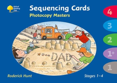 Oxford Reading Tree: Levels 1- 4: Sequencing Cards Photocopy Masters (Oxford Reading Tree)