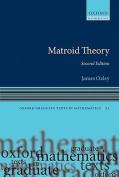 Matroid Theory