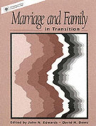 Marriage and Family in Transition