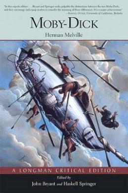 Moby Dick (Longman Critical Edition)