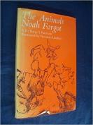 Animals Noah Forgot