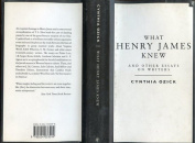 What Henry James Knew