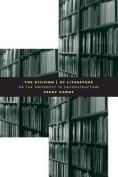 The Division of Literature