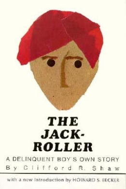 The Jack-roller (Phoenix Books)