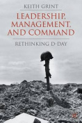 Leadership, Management and Command