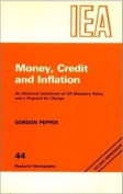 Money, Credit and Inflation