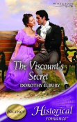 The Viscount's Secret (Historical Romance Large Print) [Board book]
