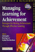 Managing Learning For Achievement