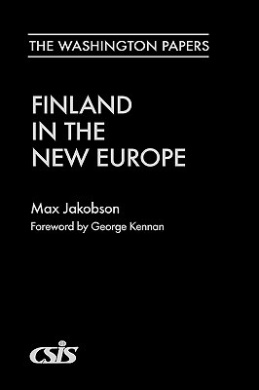 Finland in the New Europe
