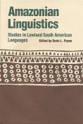 Amazonian Linguistics