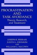 Procrastination and Task Avoidance