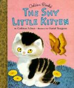 Lgs Shy Little Kitten
