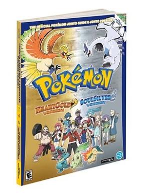 Pokemon Heartgold & Soulsilver: The Official Pokemon Johto Guide & Pokedex [With Poster]