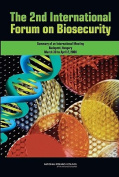 The 2nd International Forum on Biosecurity