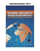 Global Security Engagement