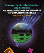 Management, Information and Systems