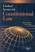 Landsberg and Jacobs' Global Issues in Constitutional Law