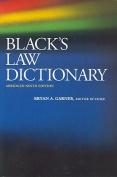 Black's Law Dictionary (Black's Law Dictionary