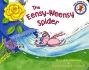 The Eensy-Weensy Spider [Board Book]