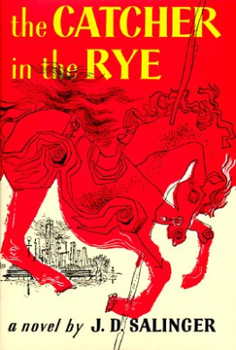 The Catcher in the Rye.