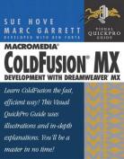 Macromedia ColdFusion MX Development with Dreamweaver MX