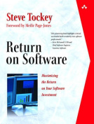 Return on Software