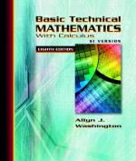 Basic Technical Mathematics with Calculus Metric Version