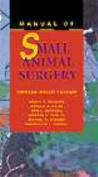 Manual of Small Animal Surgery