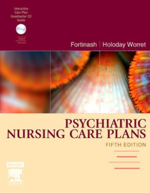 Psychiatric Nursing Care Plans [With CDROM]