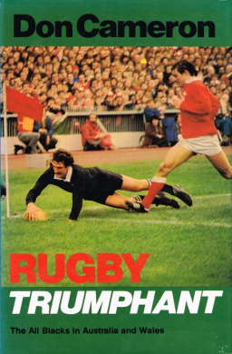 Rugby 1980 Cameron NZ