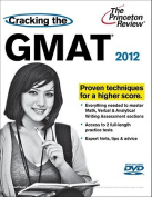 Cracking the GMAT with DVD