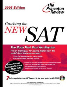 Cracking the New SAT with Sample Tests on CD-ROM, 2005 Edition with CDROM