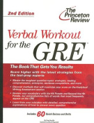 Verbal Workout for the GRE, 2nd Edition