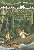 Magic Tree House Books #5-8