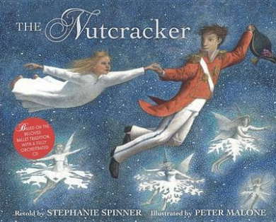 Book and Cd: The Nutcracker