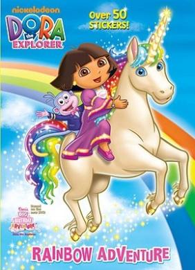 Rainbow Adventure (Dora the Explorer (Golden))