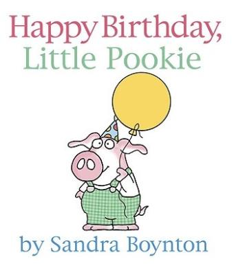 Happy Birthday, Little Pookie [Board book]