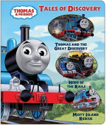 Tales of Discovery (Thomas & Friends (Board Books)) [Board book]