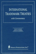 International Trademark Treaties with Commentary