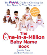 One-in-a-Million Baby Name Book