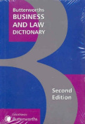 Butterworths Business and Law Dictionary