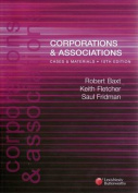 Corporations and Associations