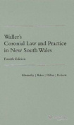 Waller's Coronial Law and Practice in New South Wales