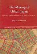 Making of Urban Japan