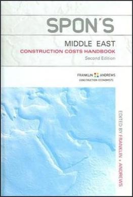 Spon's Middle East Construction Costs Handbook (Spon's International Price Books)