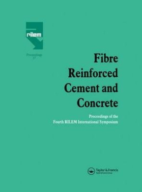 Fibre Reinforced Cement and Concrete: Proceedings of the Fourth RILEM International Symposium