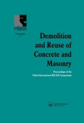 Demolition and Reuse of Concrete and Masonry